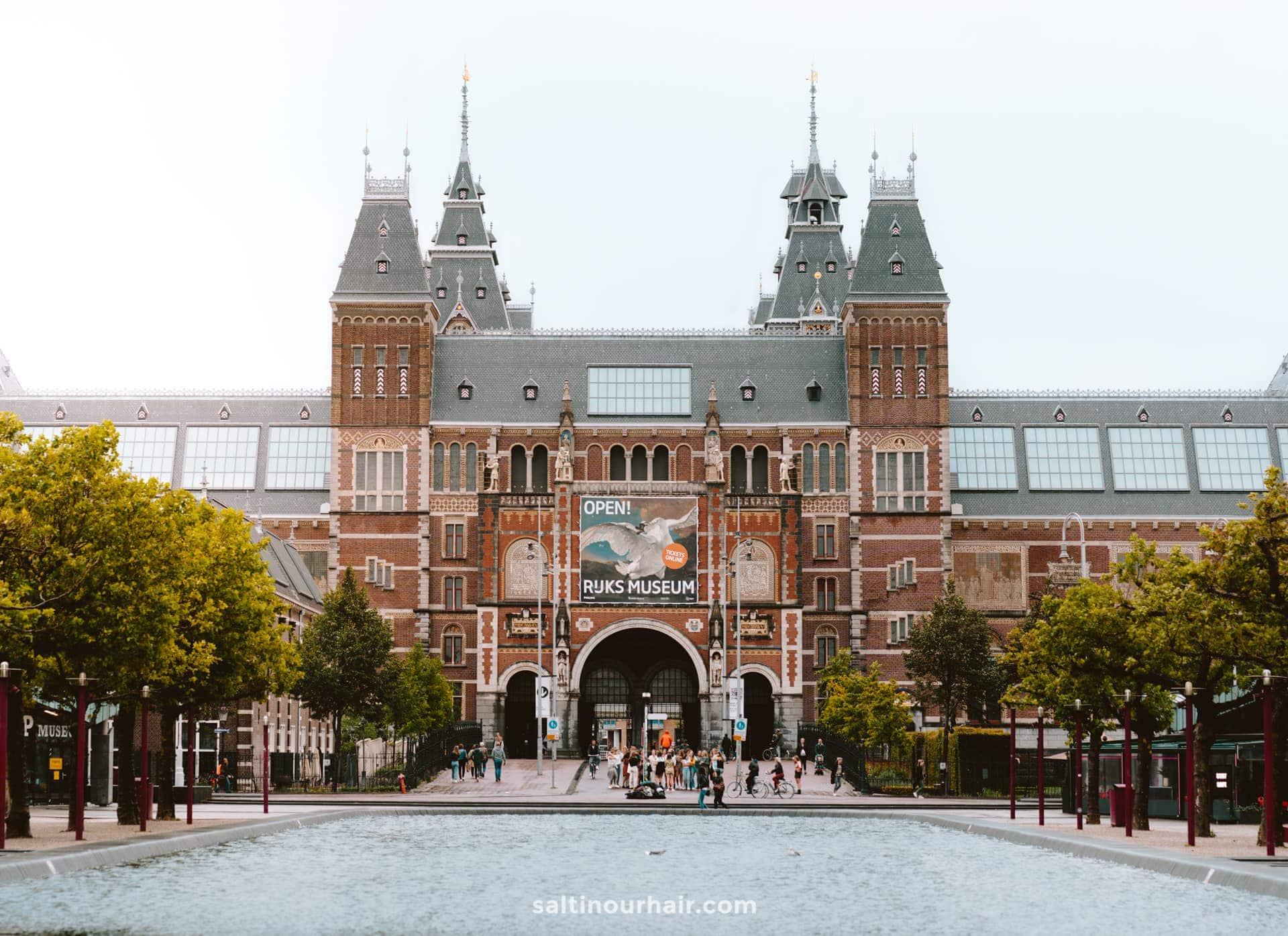 bezienswaardigheden amsterdam rijksmuseum