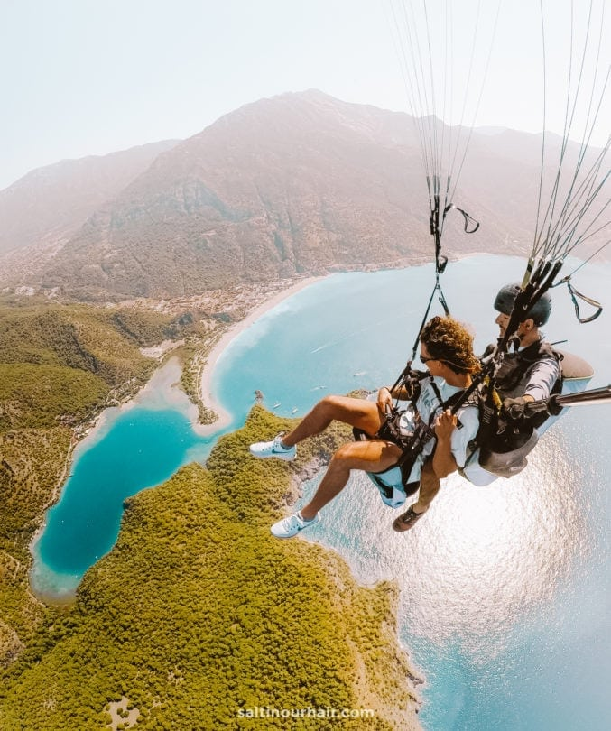 best travel insurance Paragliding