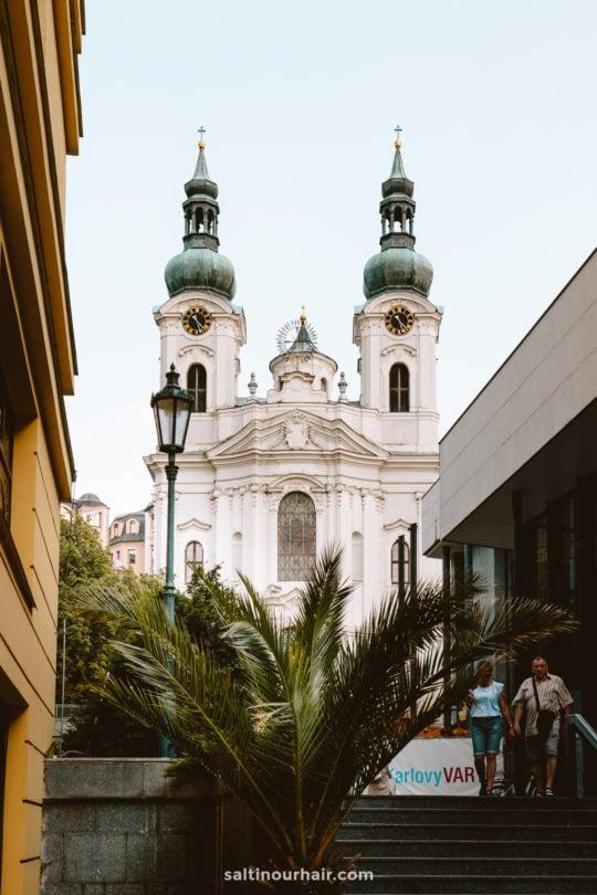 karlovy vary St Mary Magdalene Church