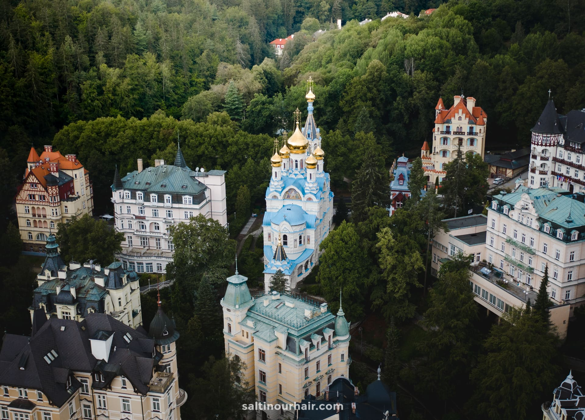 Things to do Karlovy Vary Church St Peter and Paul