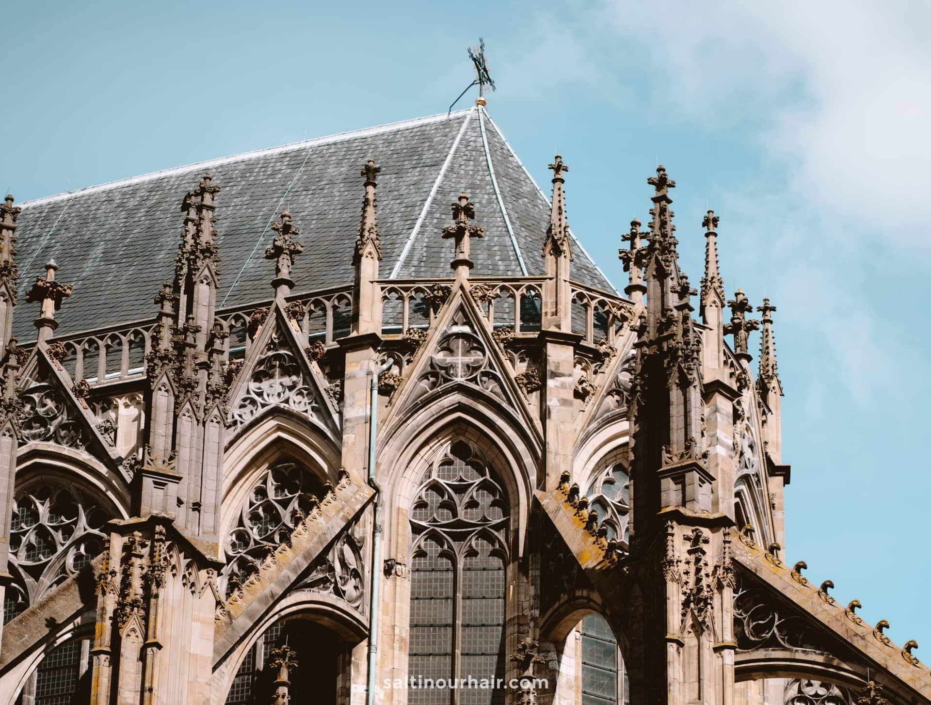 Utrecht Dom Tower