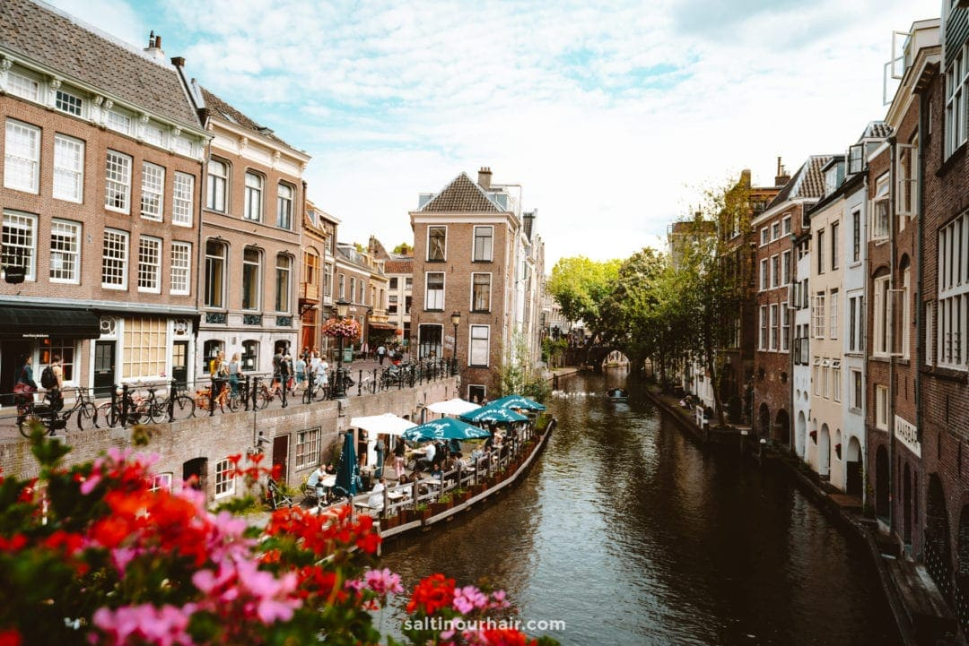 utrecht oude gracht day trips from amsterdam