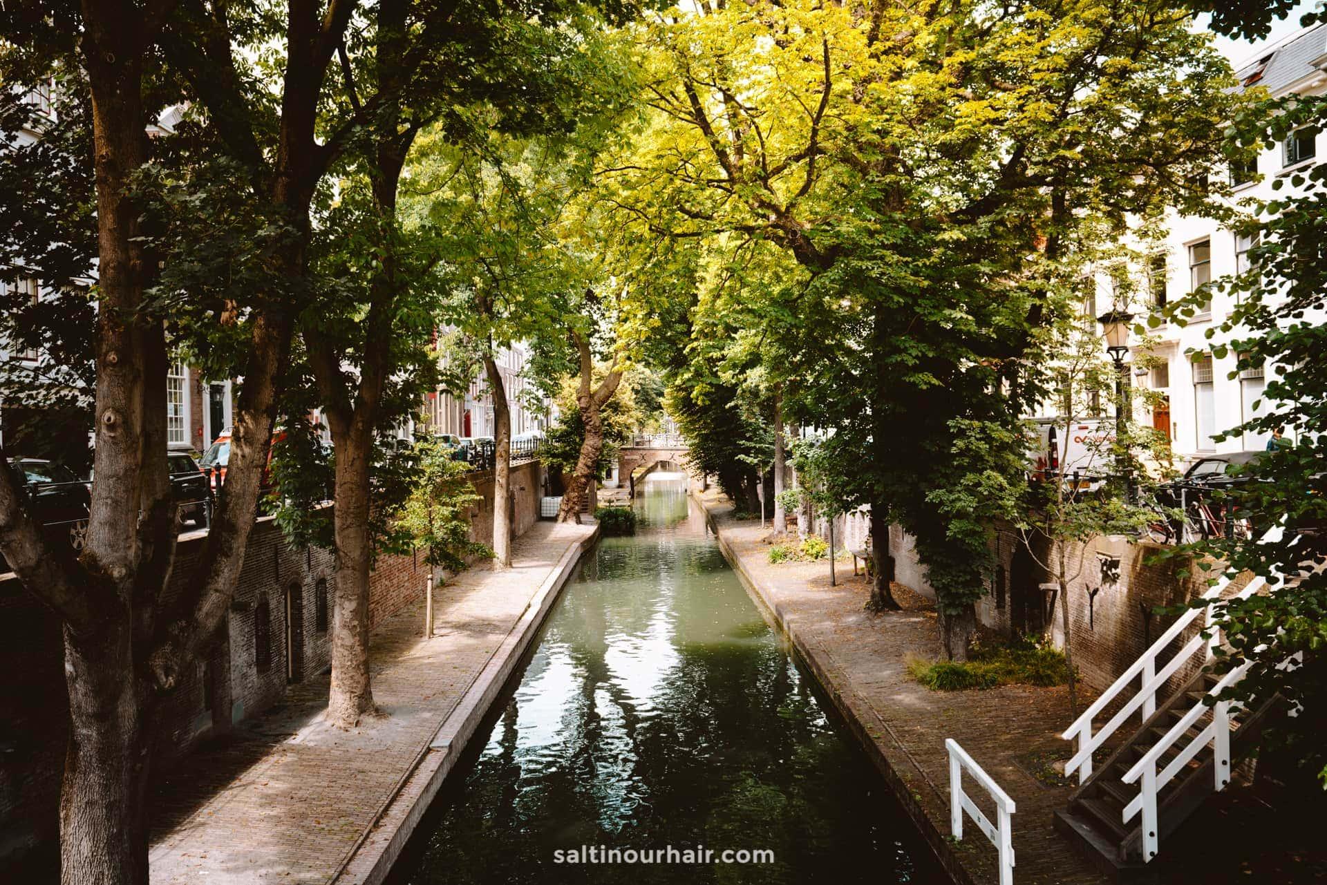 utrecht guide canals