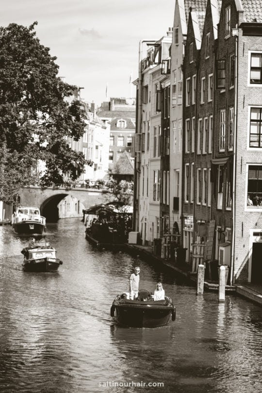 canals utrecht