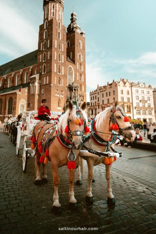 city trip guide krakow poland