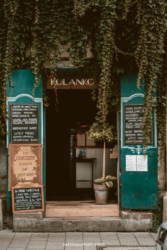 best restaurants krakow poland
