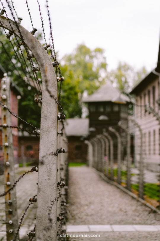poland Auschwitz Concentration Camp