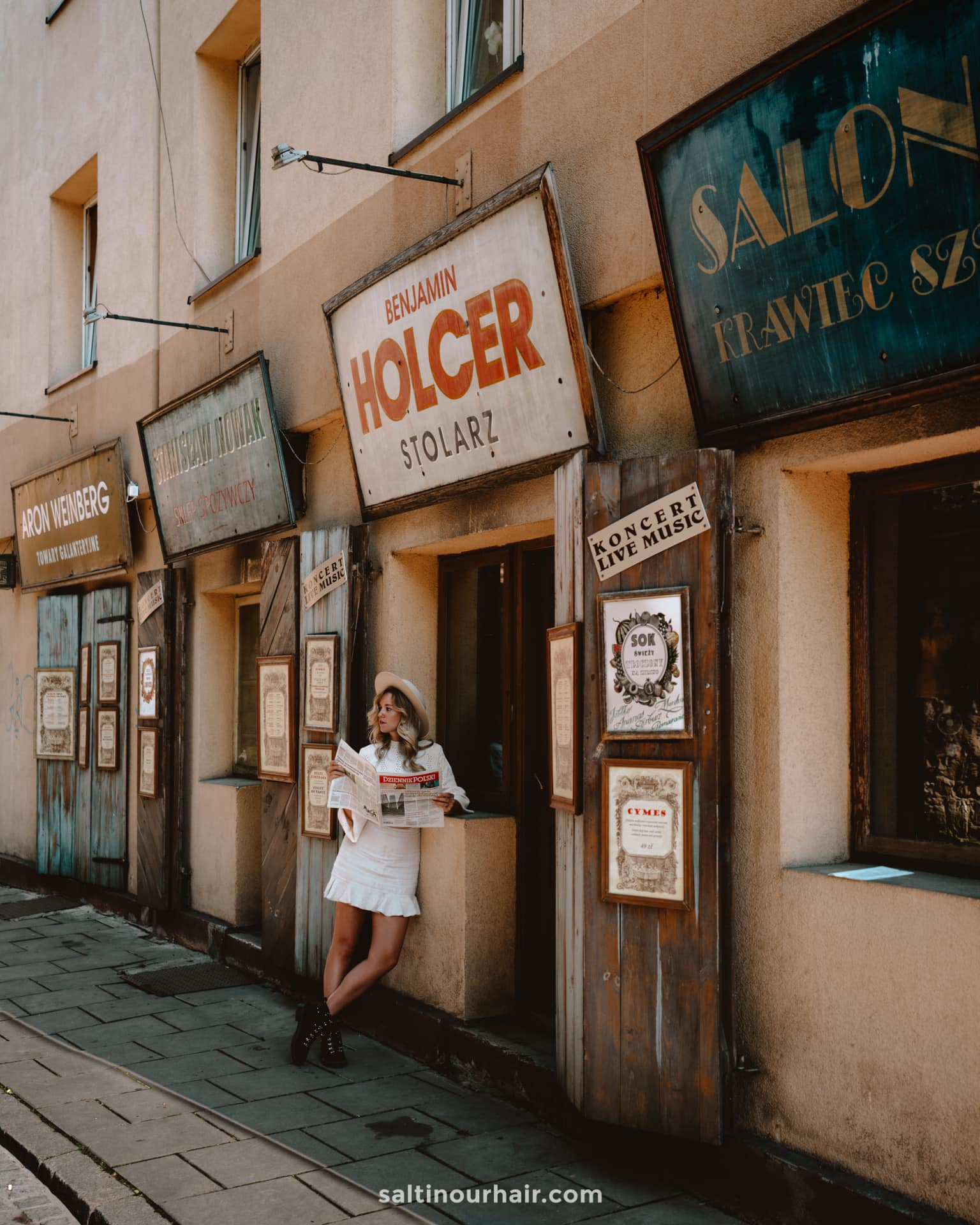 krakow poland things to do jewish quarter