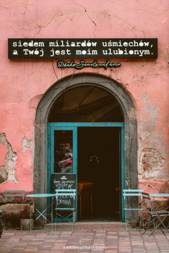 jewish quarter krakow poland