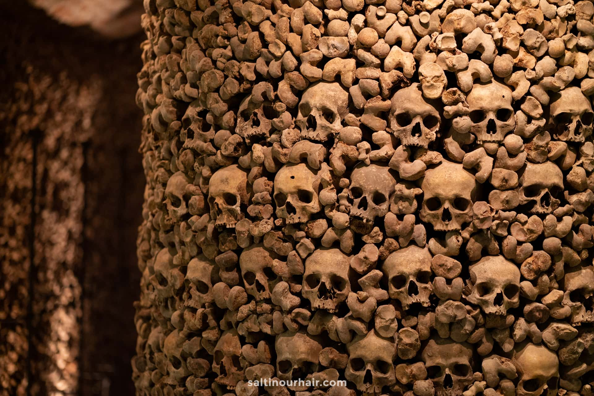 brno czech republic St James Church Ossuary