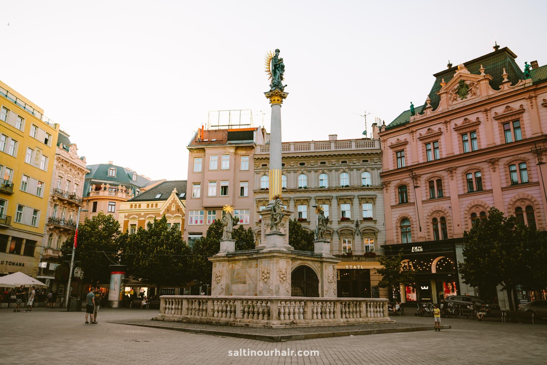 brno Freedom Square