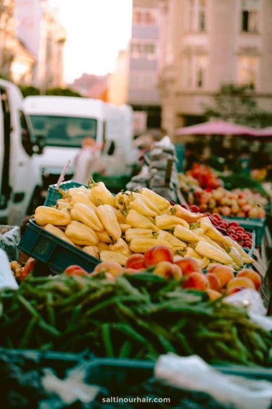 cabbage market brno