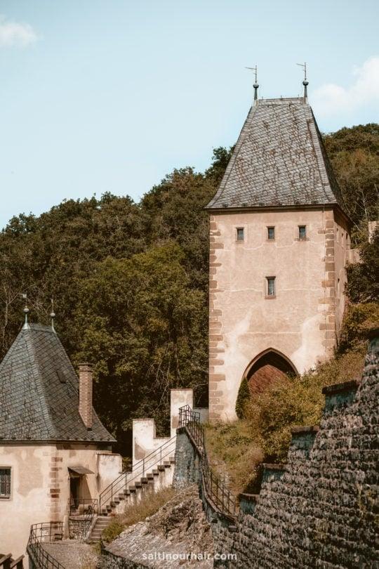 Karlstjen Castle