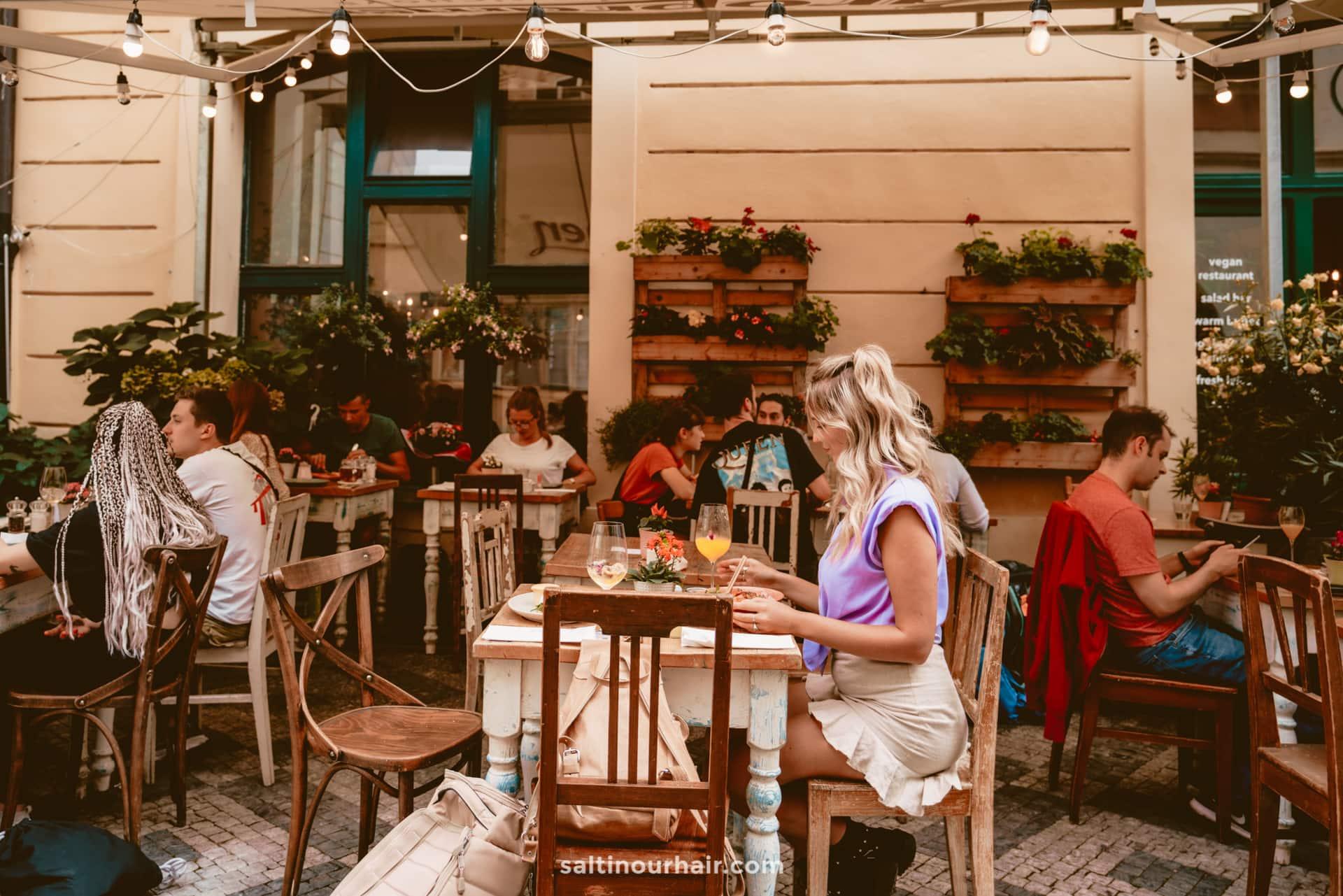 prague czech republic best restaurants
