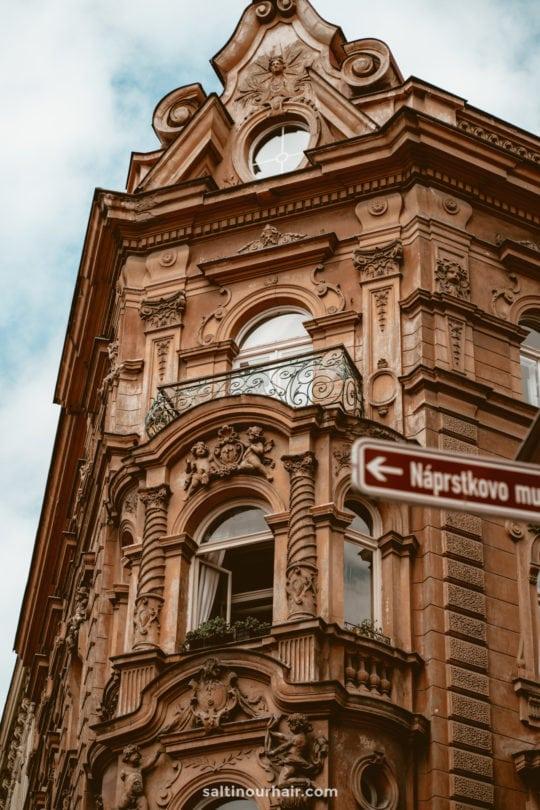 prague city czechia