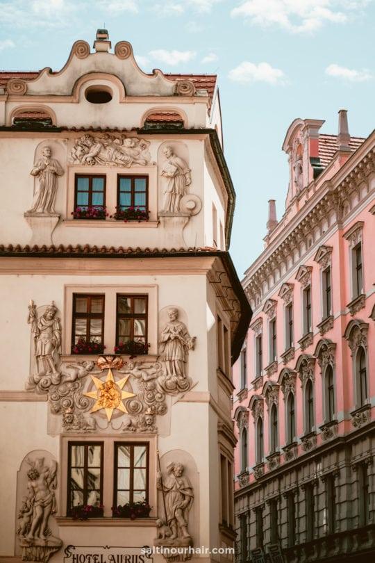 old town prague czech republic