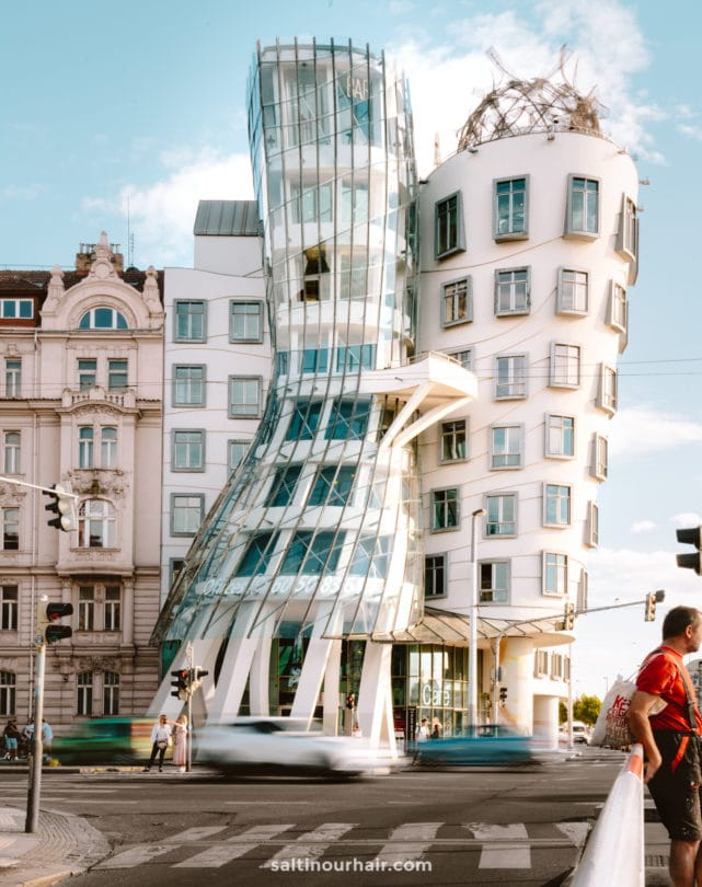 things to do prague Dancing House