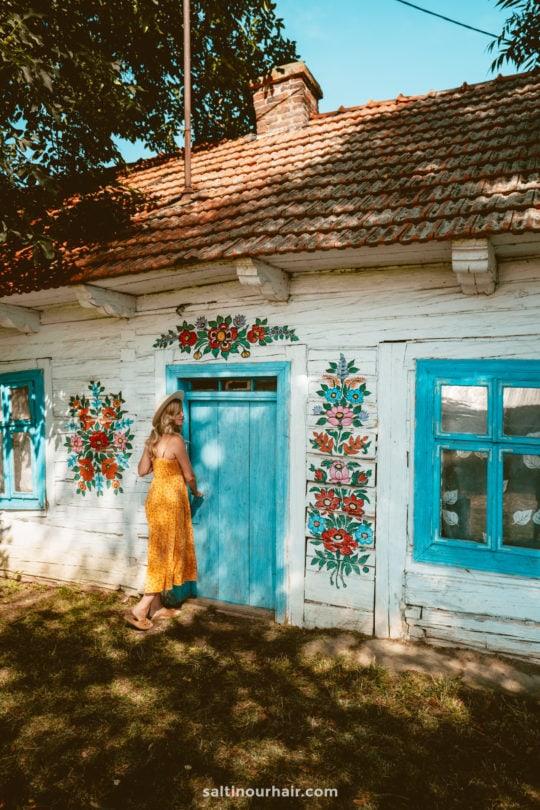 Zalipie Painted Village Poland