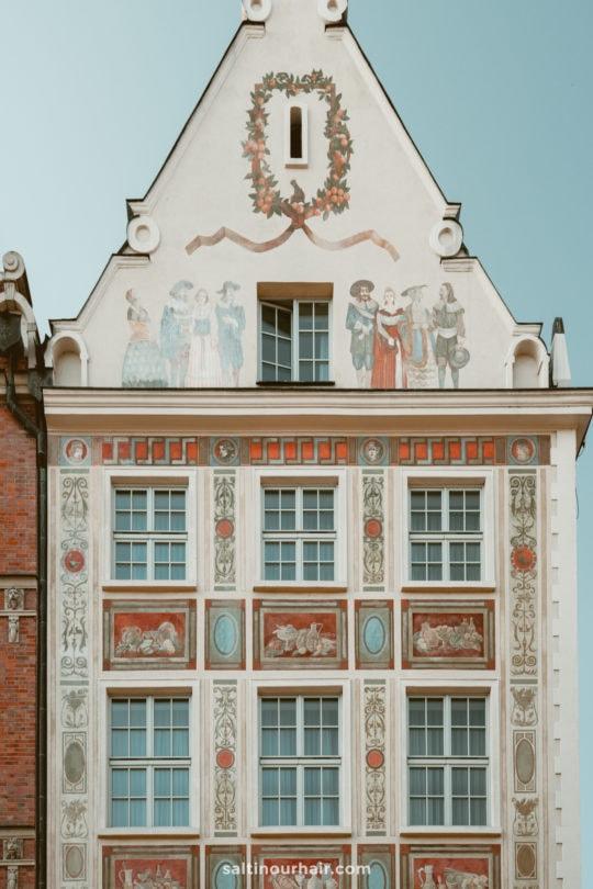 architecture poland