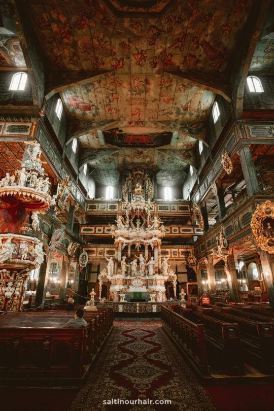 Church of Peace Świdnica wroclaw