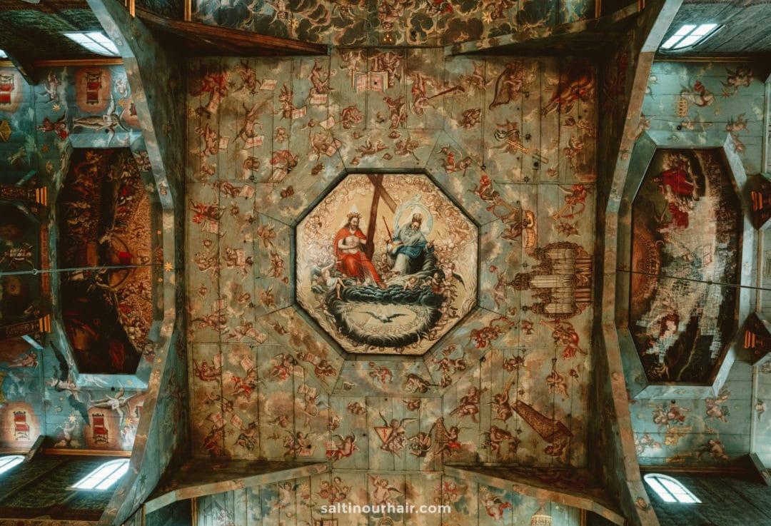 Church of Peace Świdnica wroclaw poland