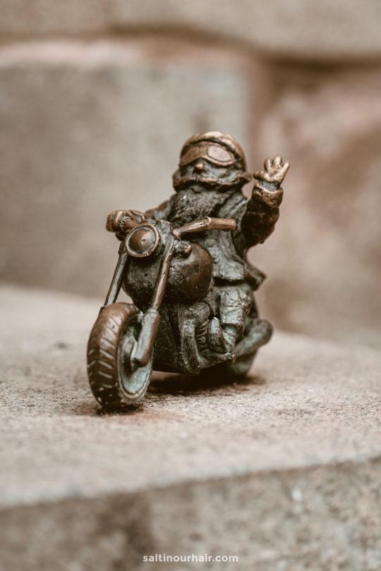 wroclaw Gnome Hunt