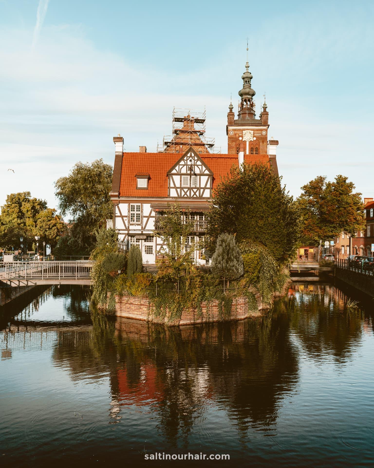 city trip gdansk poland Wielki Młyn
