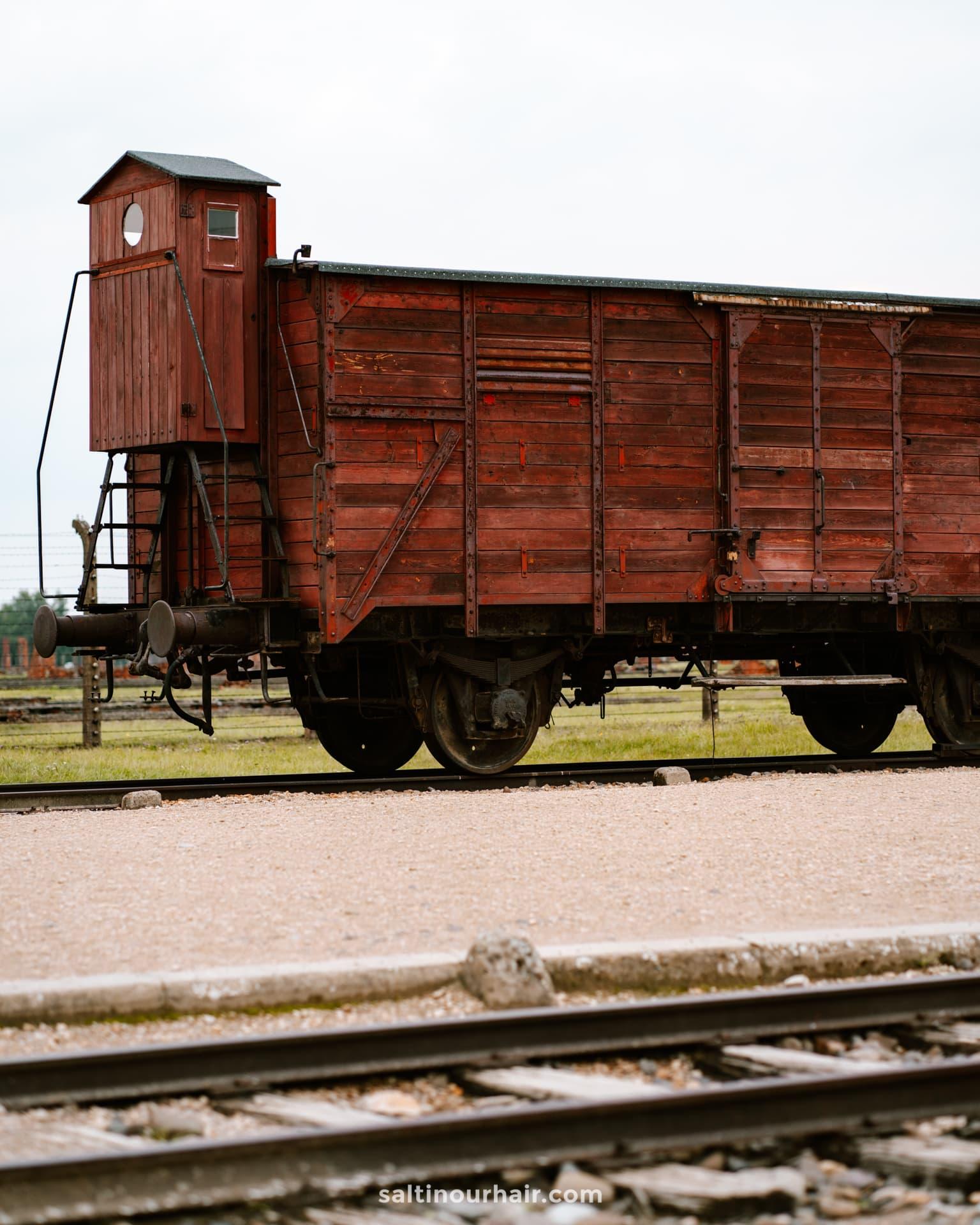 visit Auschwitz krakow poland