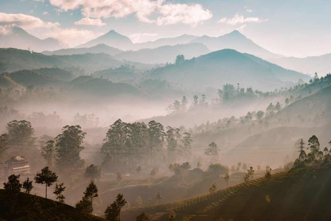 karela india mountains