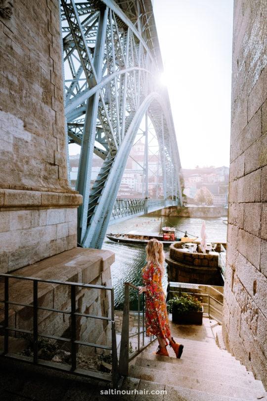 porto things to do Dom Luis bridge