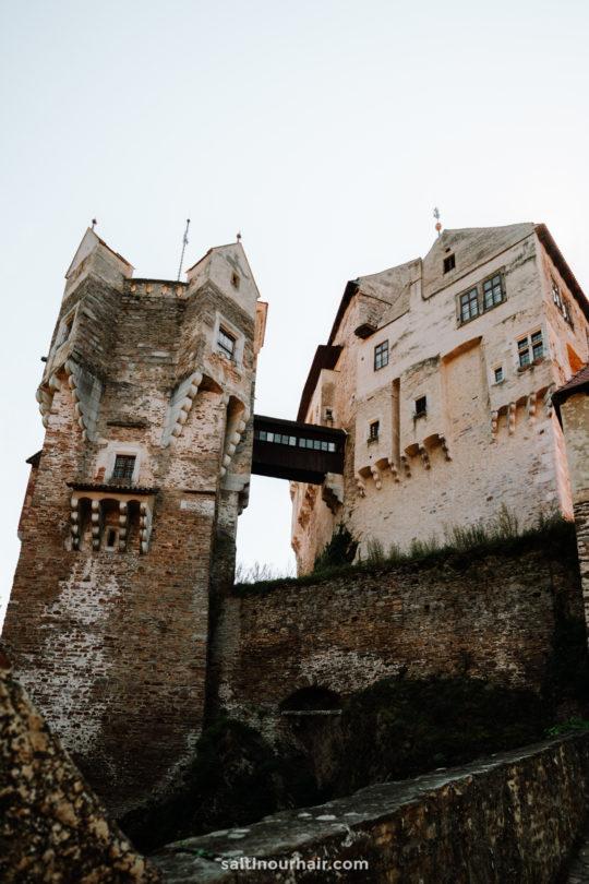 czech repbulic Pernstejn Castle