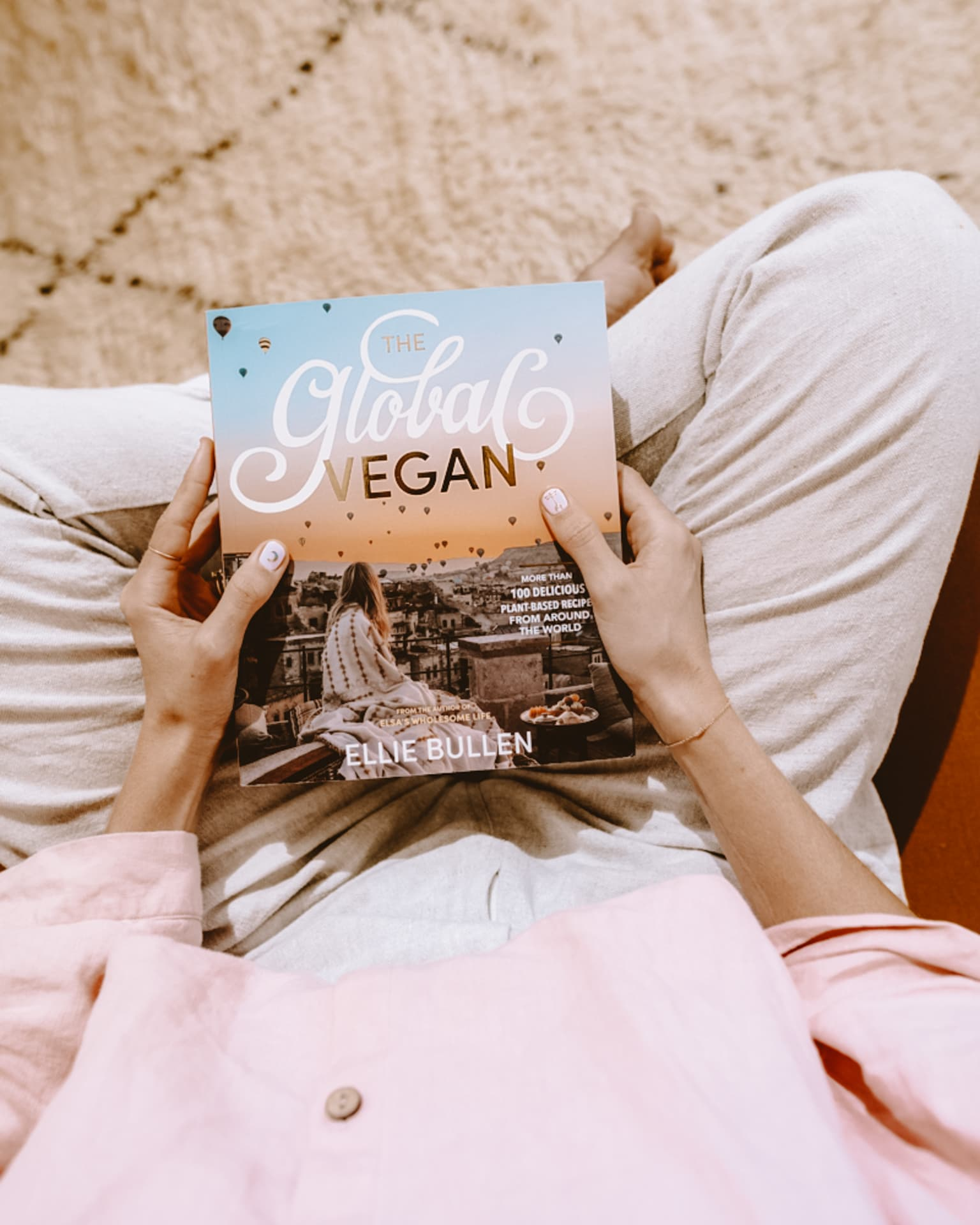 Best Gifts Traveler cookbook global vegan