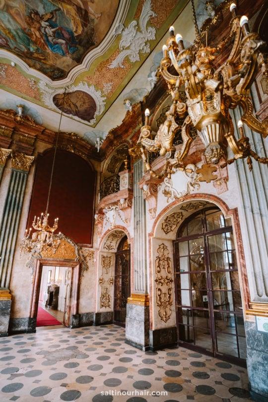 Ksiaz Castle Poland traval guide