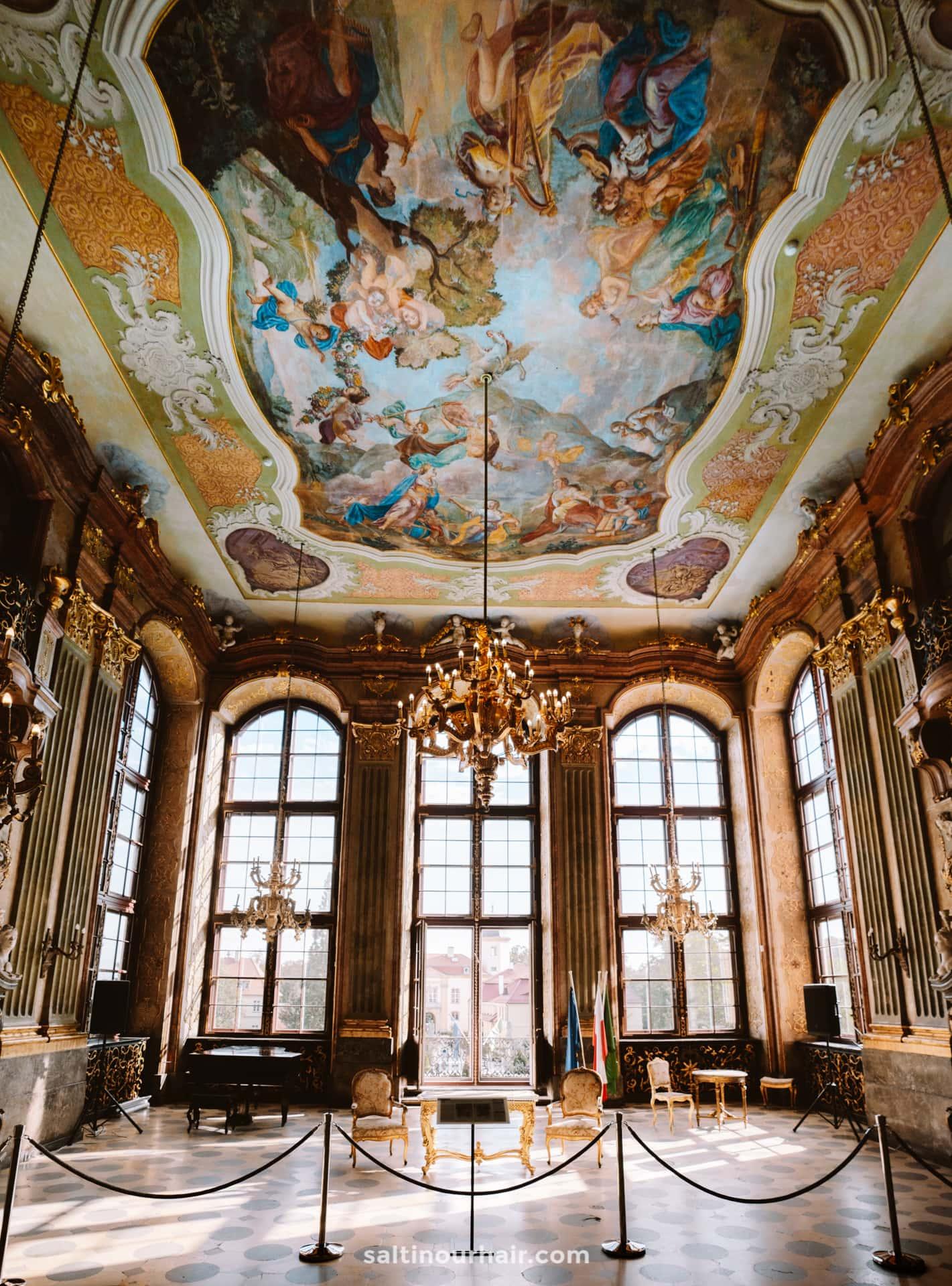 Ksiaz Castle Poland guide