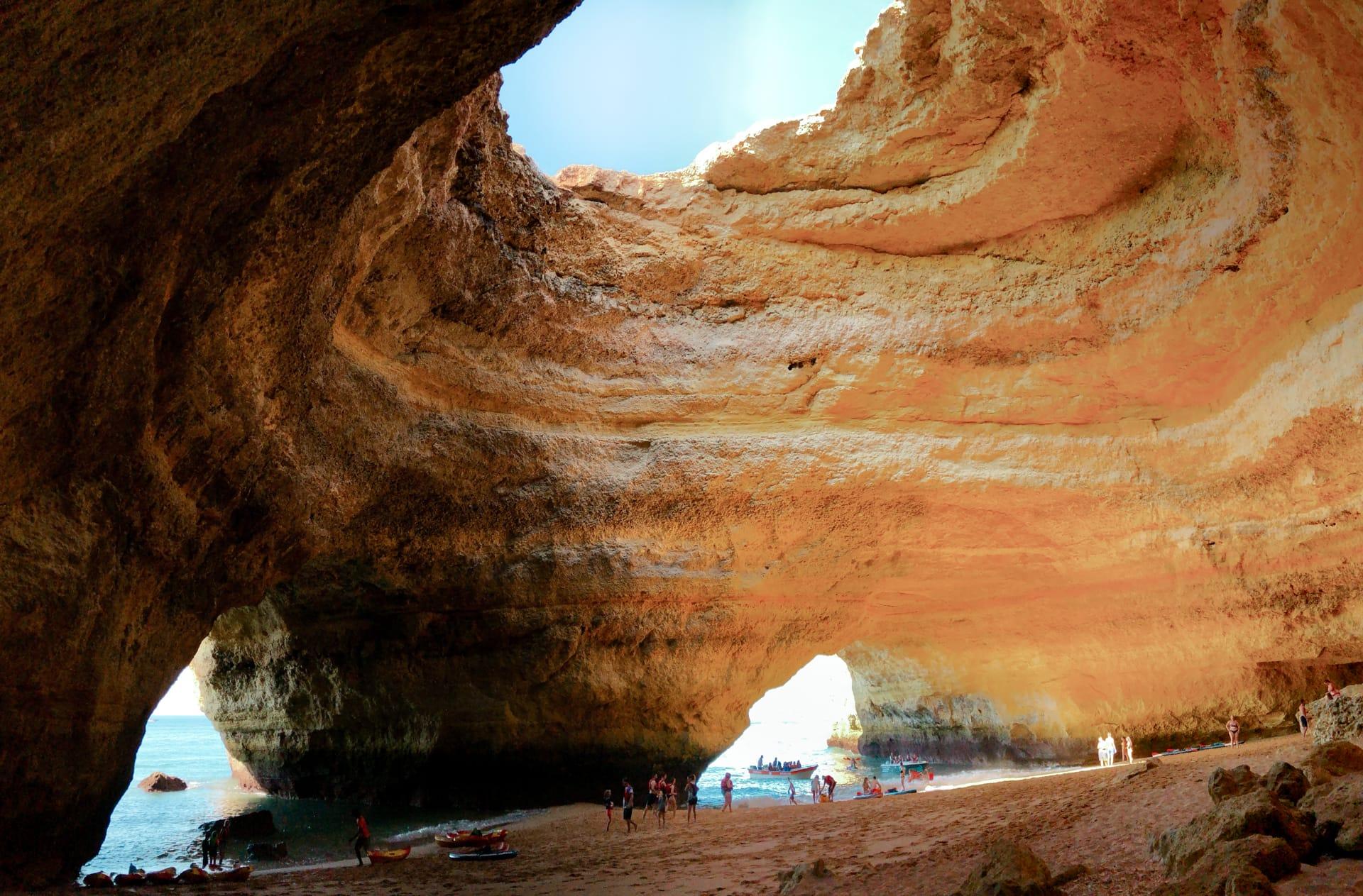 Benagil Cave algarve