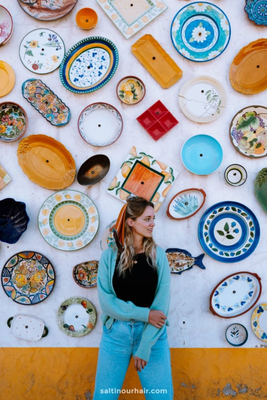 portugal algarve ceramics