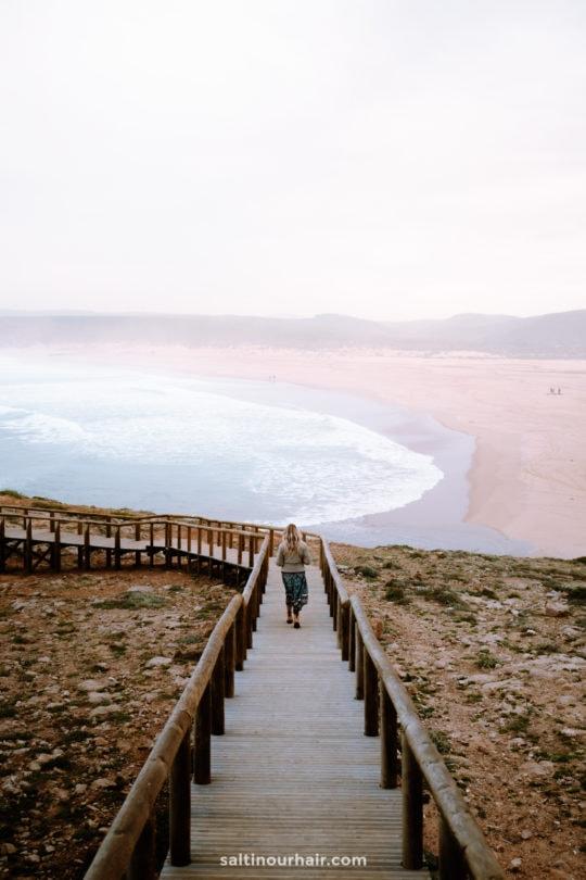 Bordeiras Beach portugal