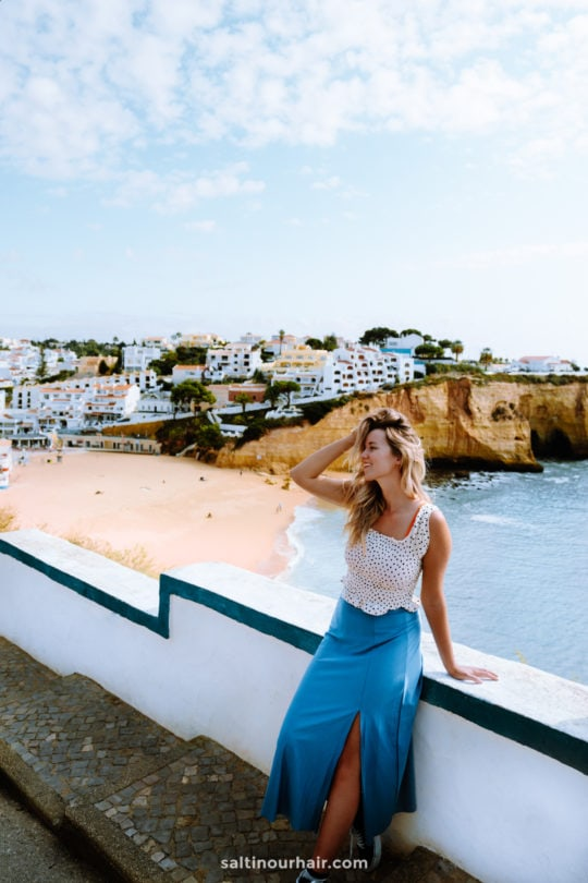 best things to do algarve portugal village Carvoeiro