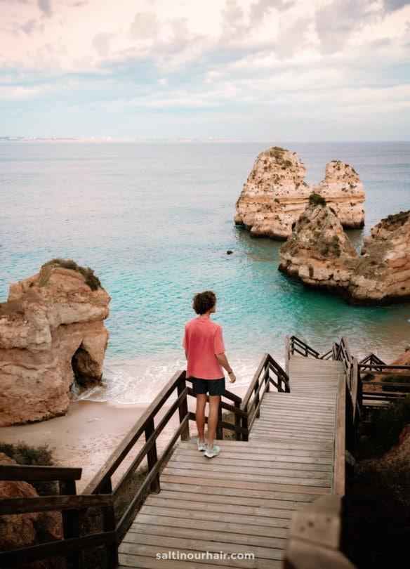 algarve portugal dingen om te doen Praia do Camilo