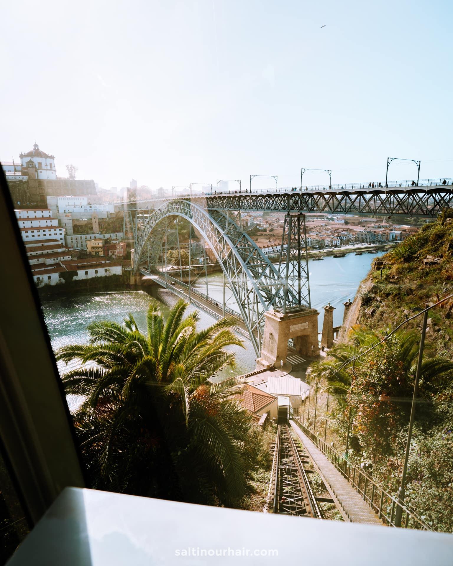 Porto Funicular Railway