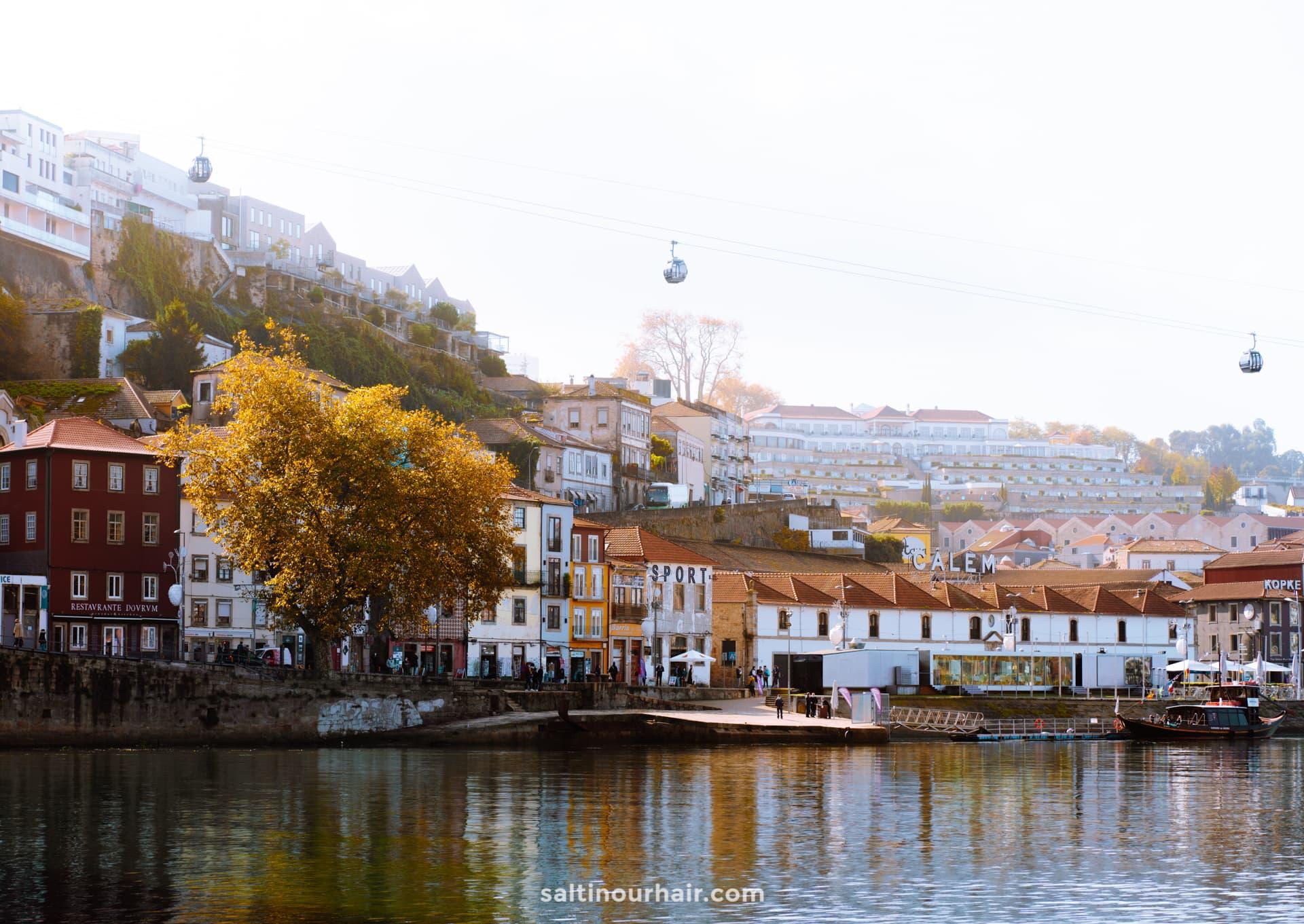 best things to do porto portugal Cais da Ribeira