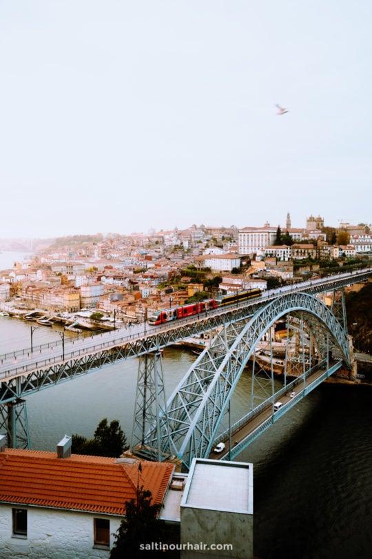porto city trip guide Dom Luis Bridge