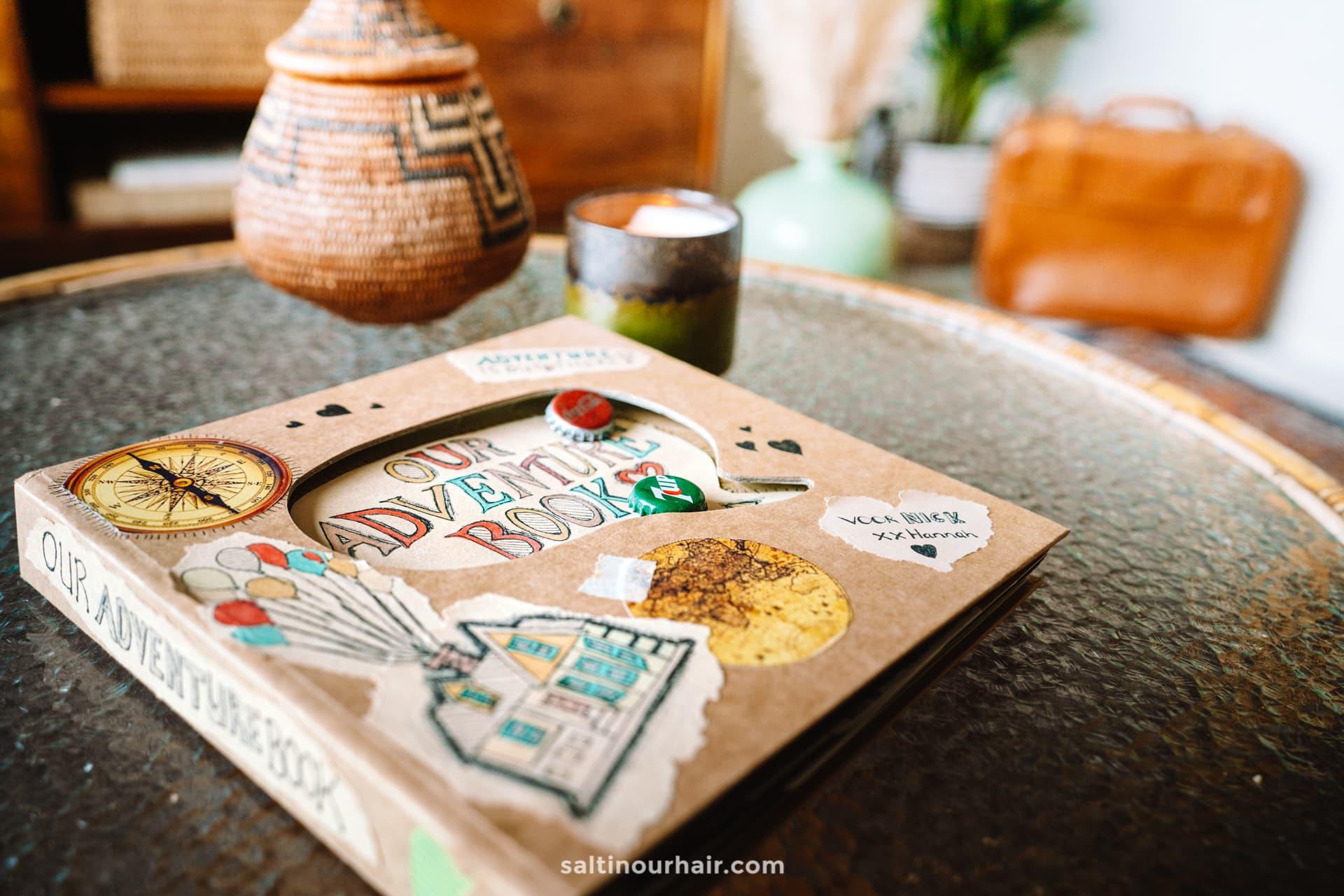 travel home decor ideas coffee table book