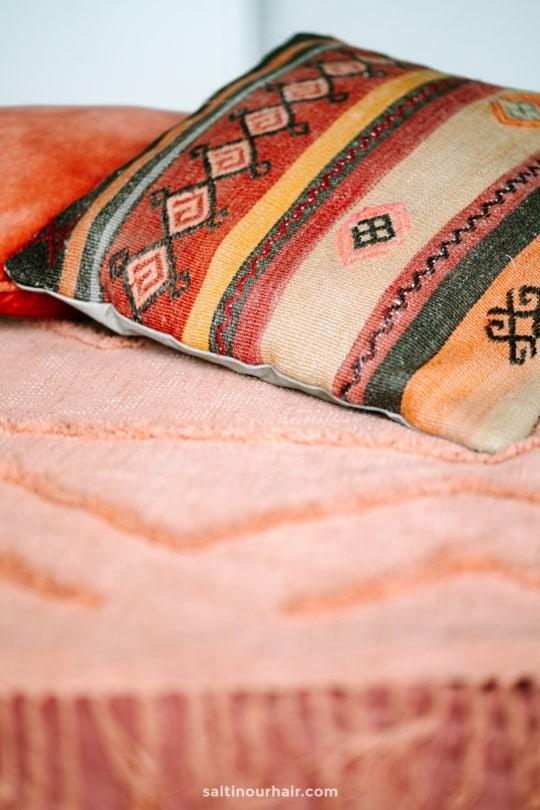 Travel Home Decor pillows