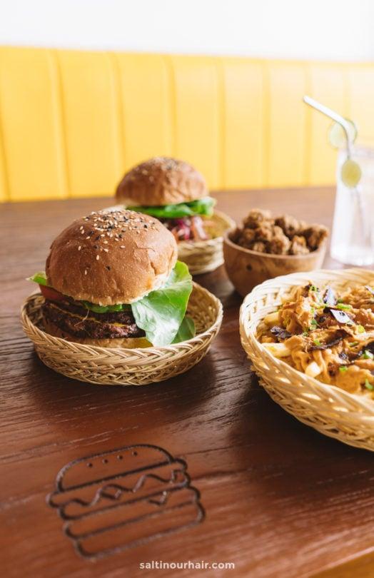 becoming vegetarian burger