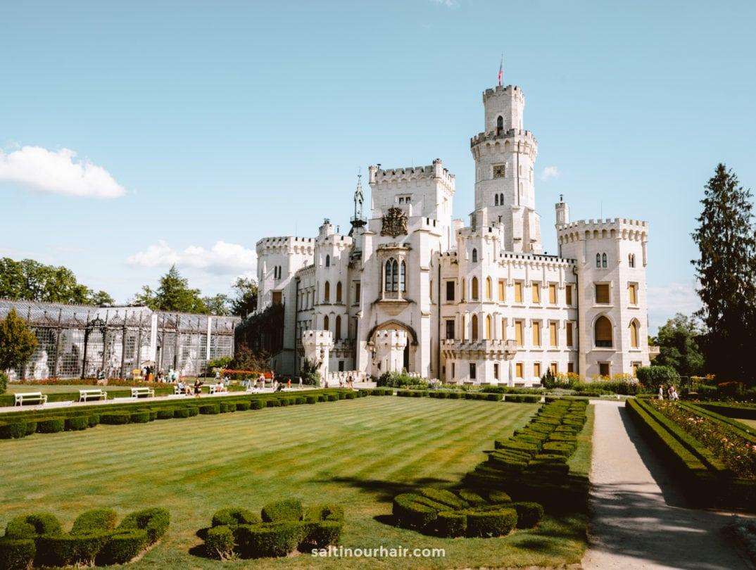 Hluboka Castle Czech Republic things to do