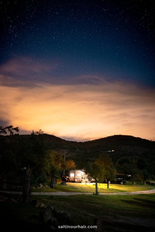 beste camping camper portugal
