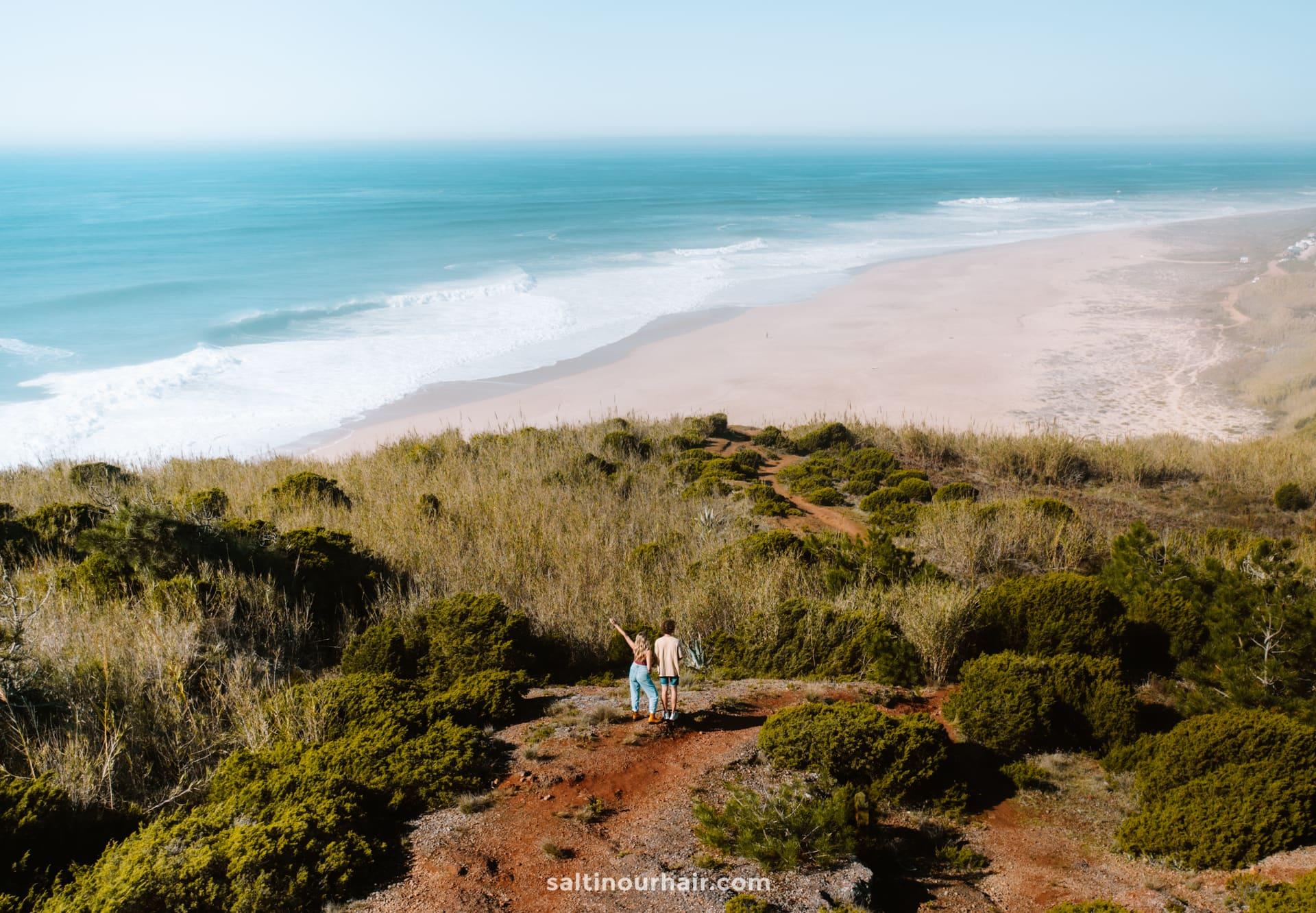 portugal nazare surfen