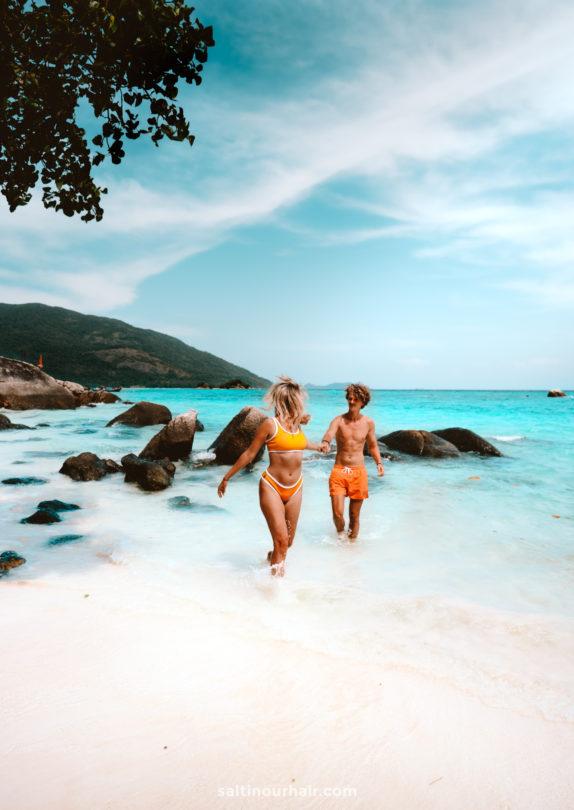 couple photography beach