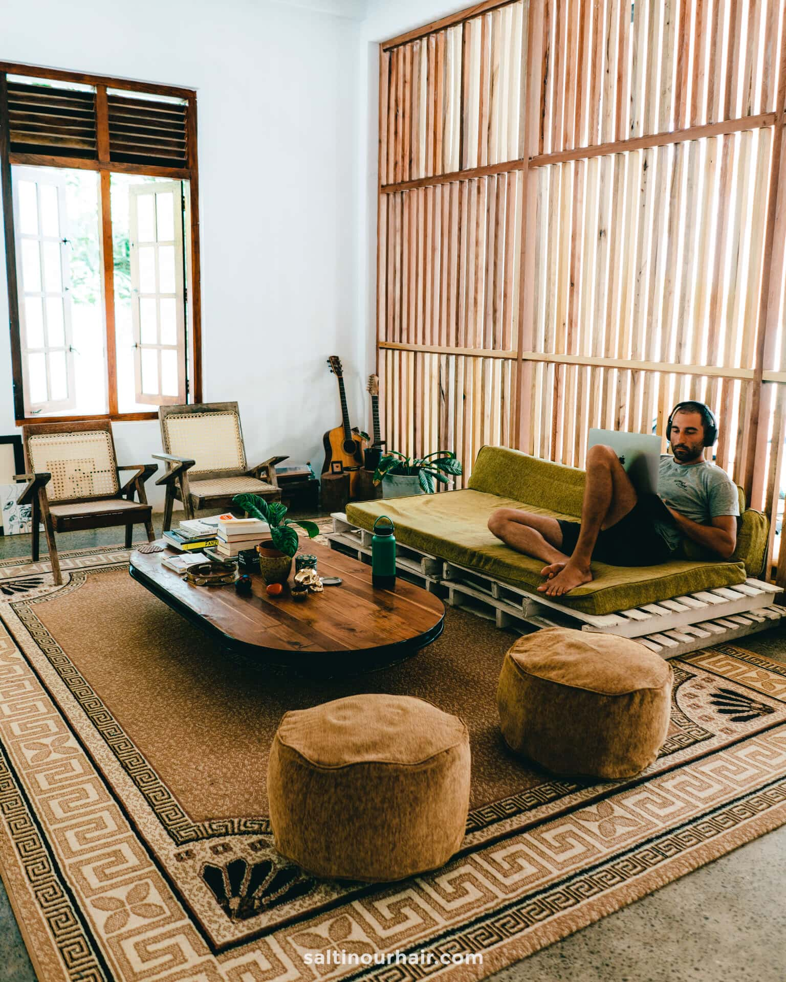 how to move abroad co-working